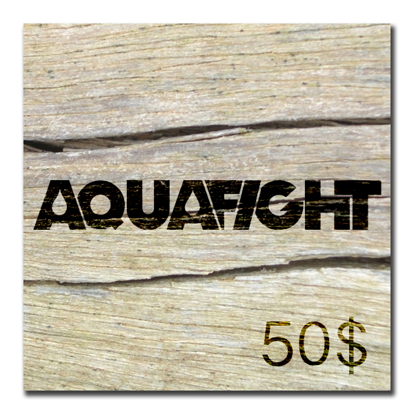 Aquafight 50$ Giftcard