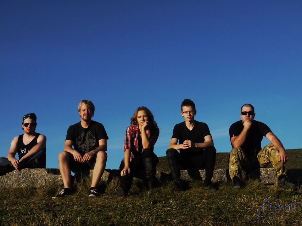Crimson Minds band photo